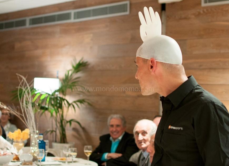 Falsos camareros Barcelona