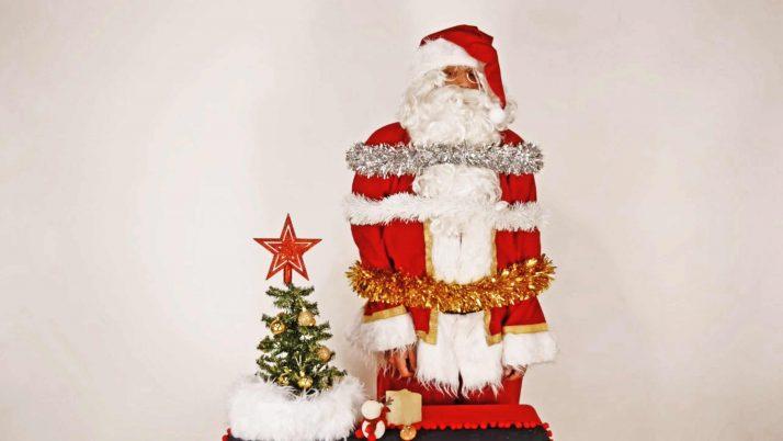 Cómo organizar una visita de Papá Noel en casa